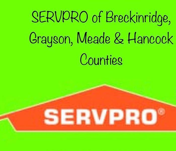 SERVPRO® of Breckinridge, Grayson, Meade & Hancock Counties
