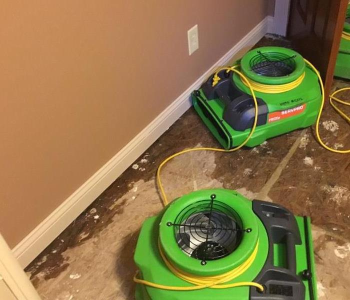 Water Damage At A Leitchfield, KY Home