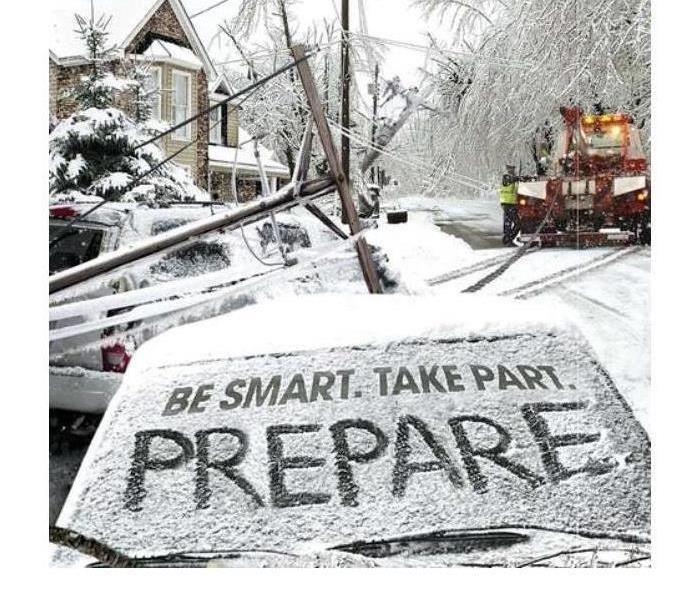 Why SERVPRO Winter Is Here, Are You Prepared?