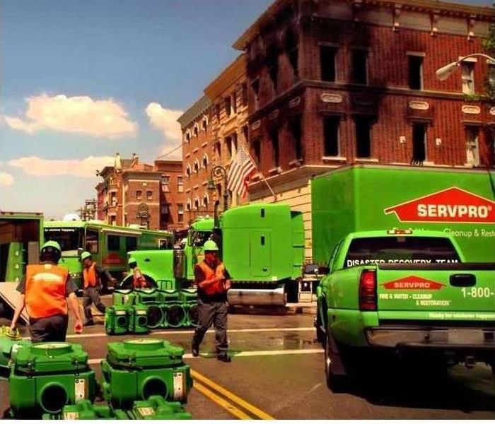 SERVPRO Of Breckinridge, Grayson, Meade and Hancock Counties  270-580-2000