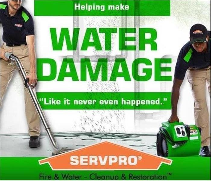 Water Damage When It Floods: What To Do and What To Avoid