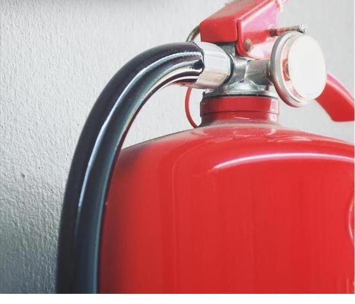 Fire Damage Tips for Using a Fire Extinguisher