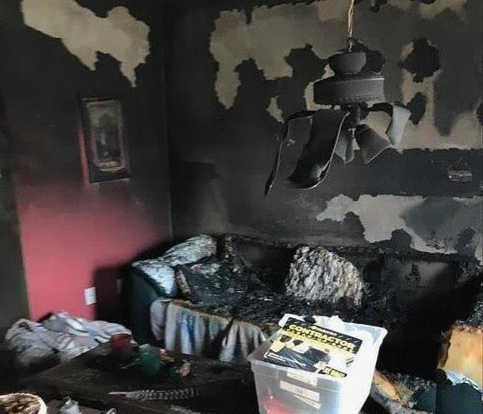 Fire Damage Fire damage and how SERVPRO can help