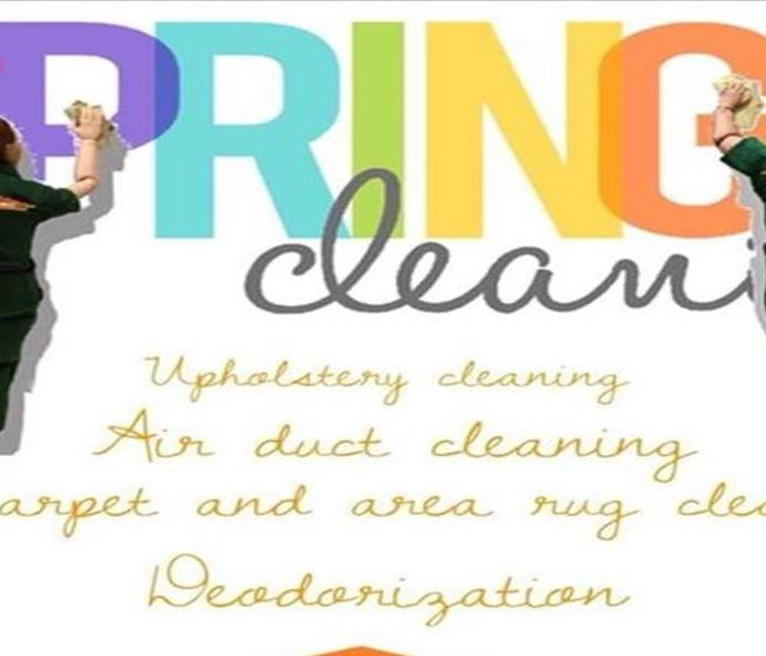 Cleaning Spring Time is Here - Is your home ready?